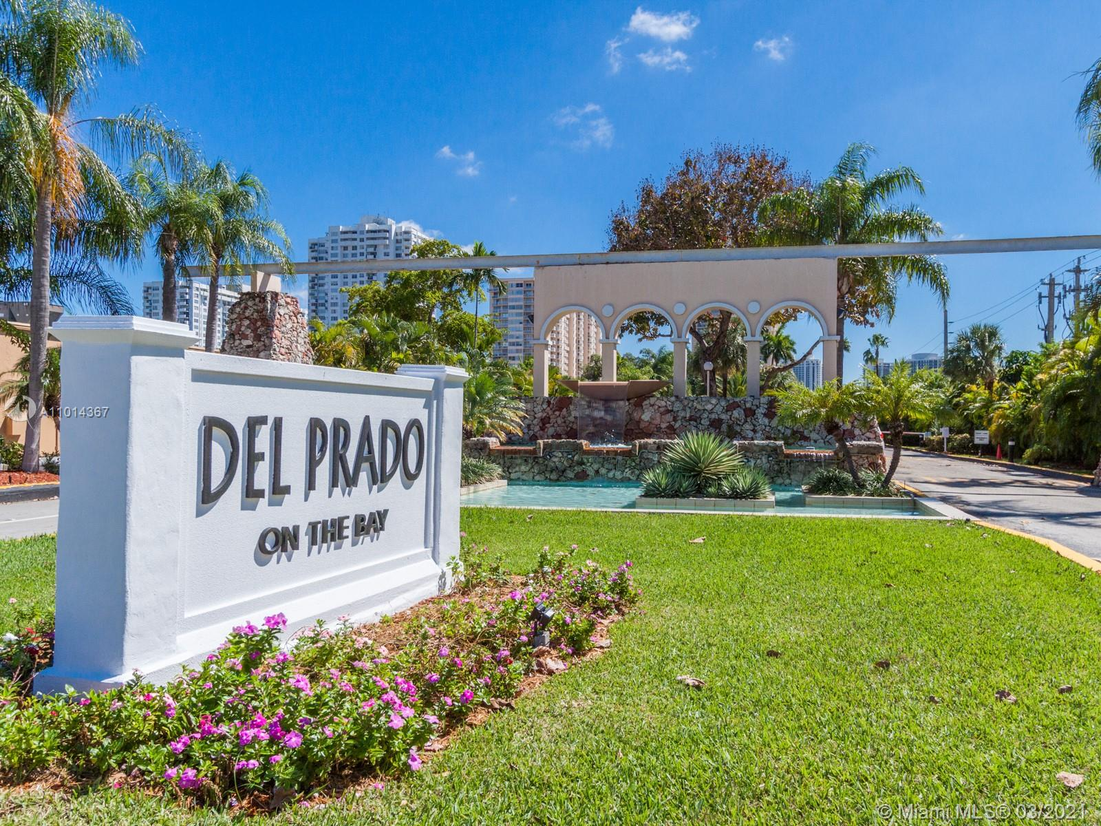 Del Prado #803 - 18061 Biscayne Blvd #803, Aventura, FL 33160
