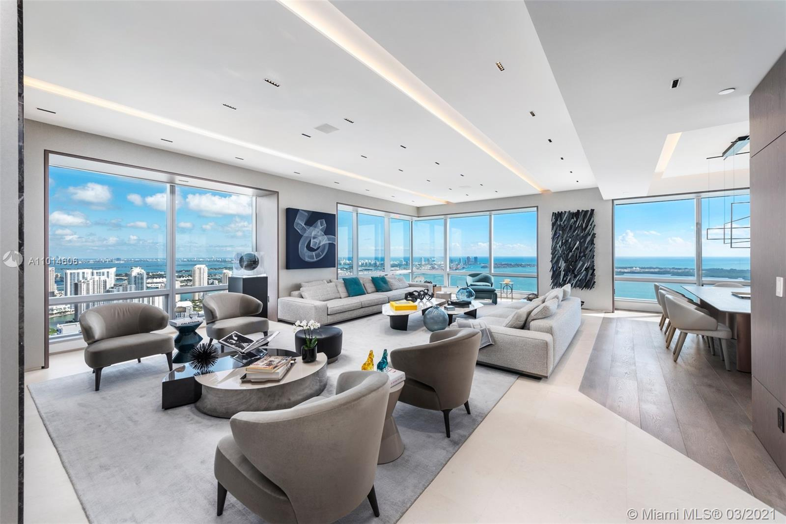 Four Seasons #59ED - 1425 Brickell Ave #59ED, Miami, FL 33131