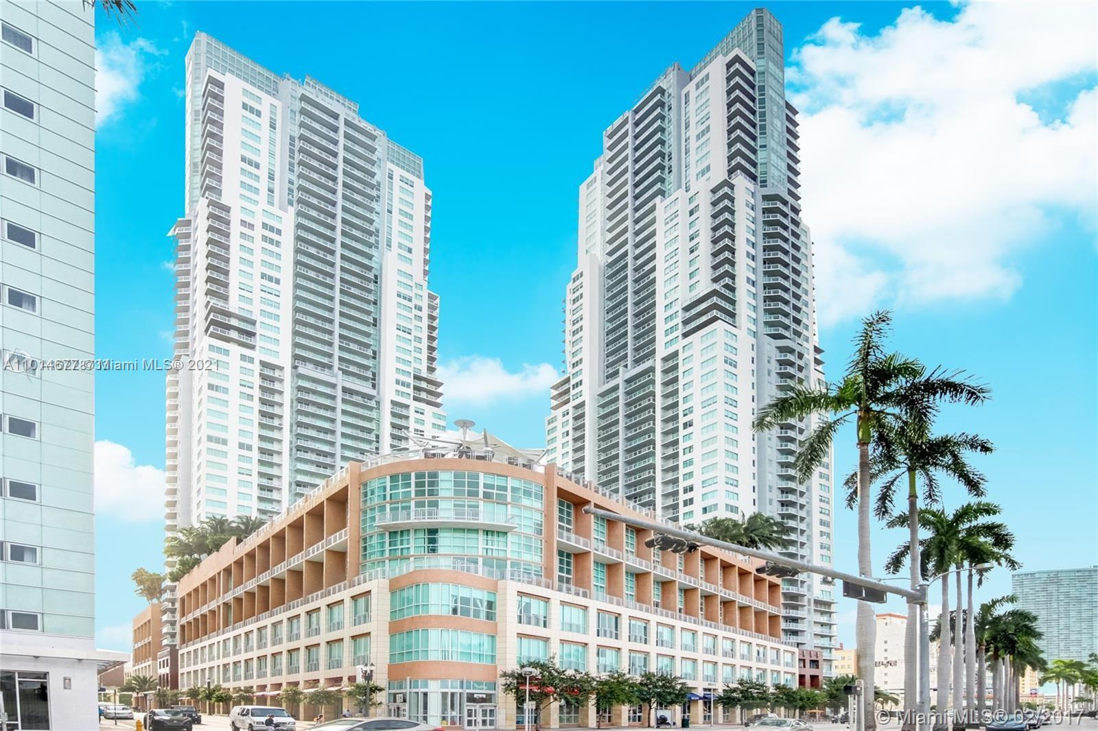 Vizcayne One #2109 - 244 Biscayne Blvd #2109, Miami, FL 33132