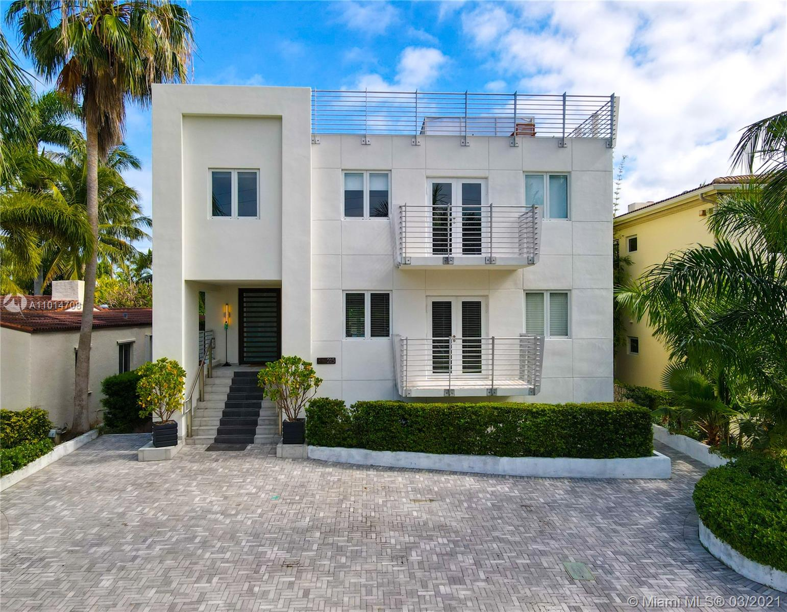 Palm Island - 215 Palm Ave, Miami Beach, FL 33139
