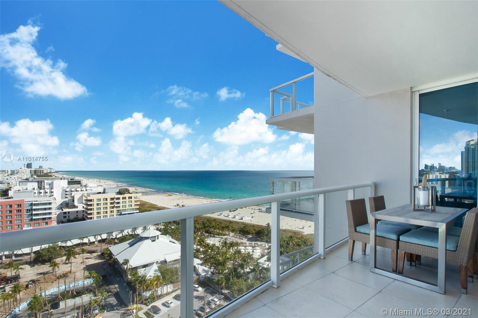 Continuum North #1807 - 50 S Pointe Dr #1807, Miami Beach, FL 33139