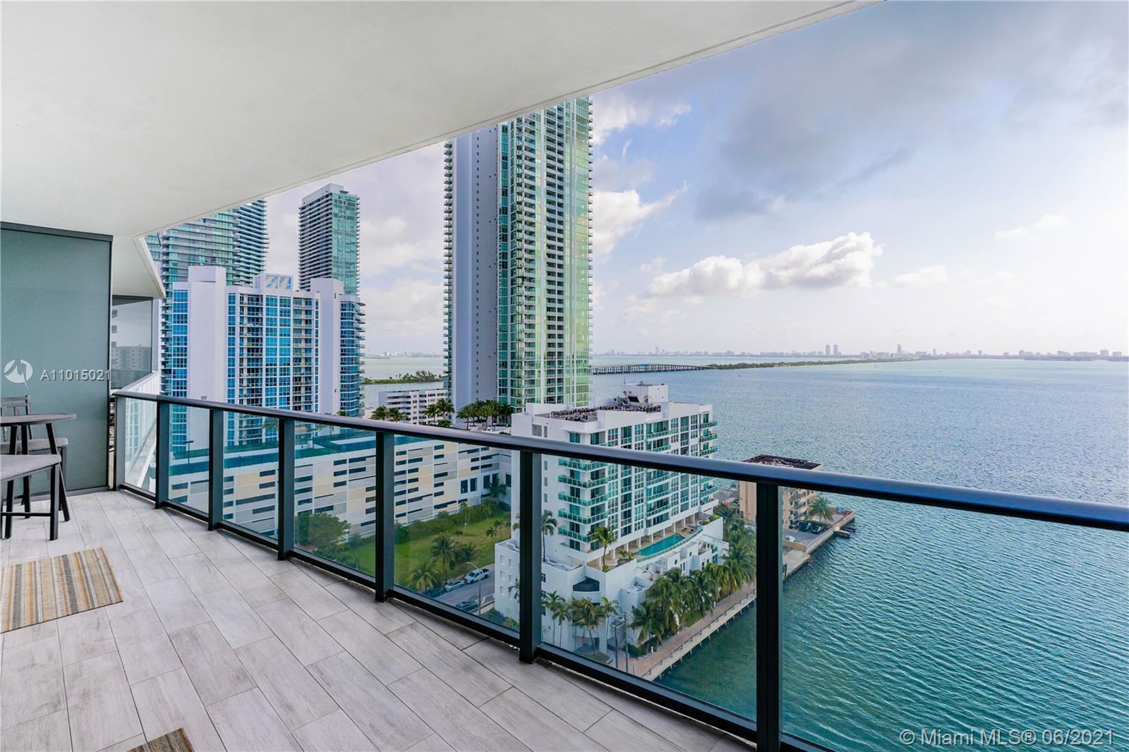 Icon Bay #1605 - 460 NE 28th St #1605, Miami, FL 33137