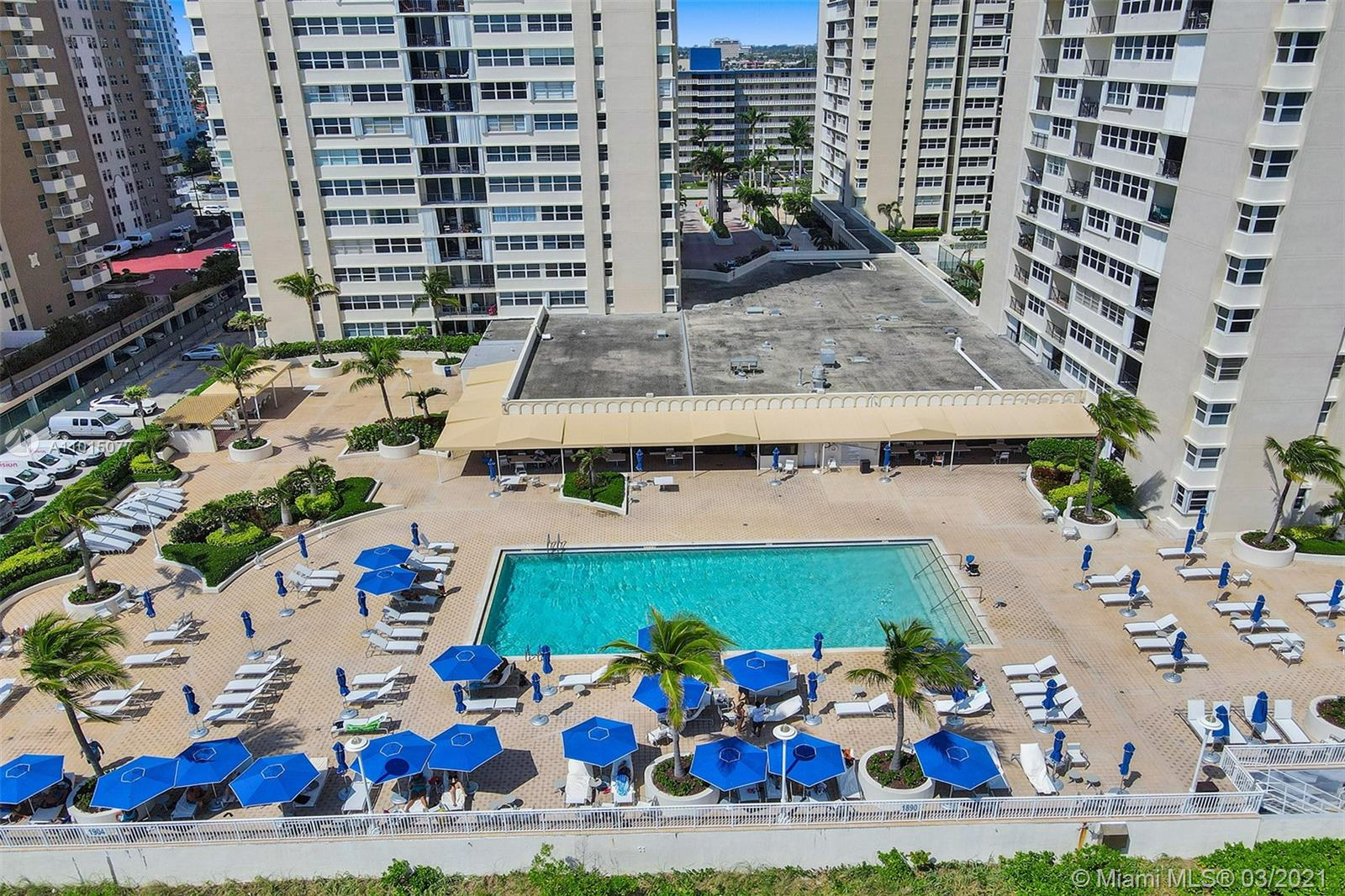 La Mer South #PH1 - 1904 S Ocean Dr #PH1, Hallandale Beach, FL 33009