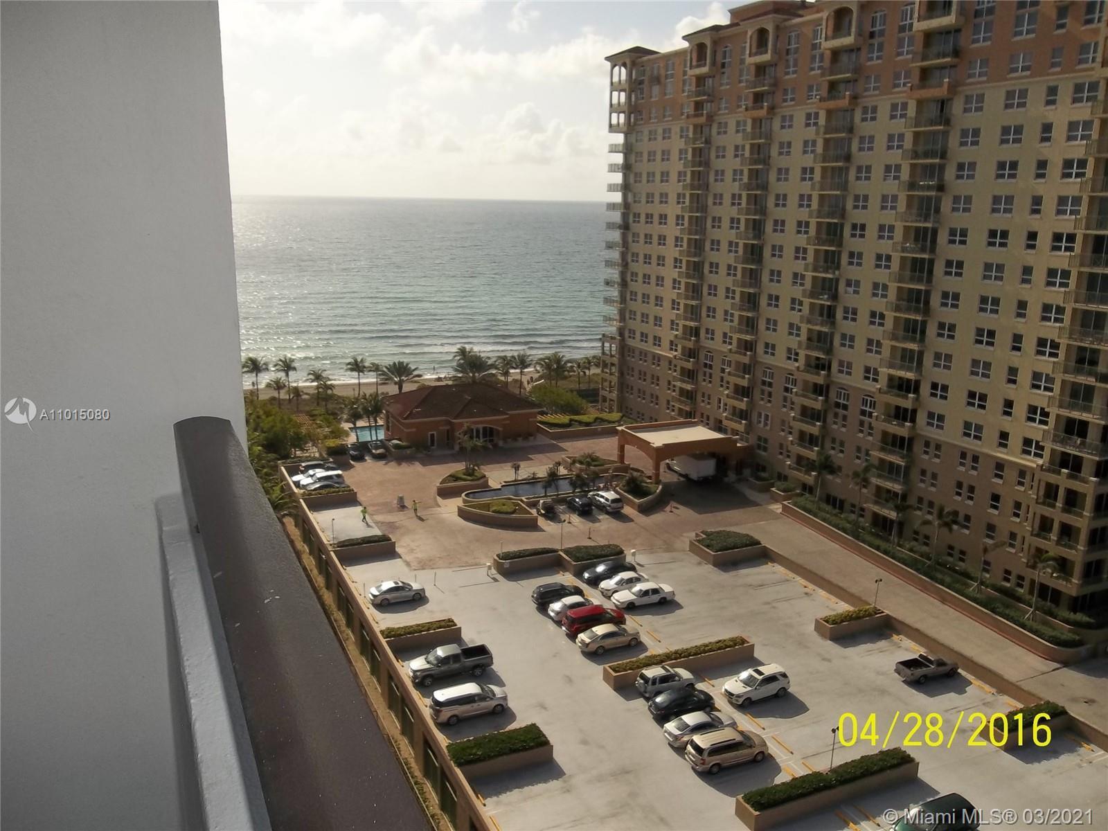 Parker Plaza #1207 - 2030 S Ocean Dr #1207, Hallandale Beach, FL 33009