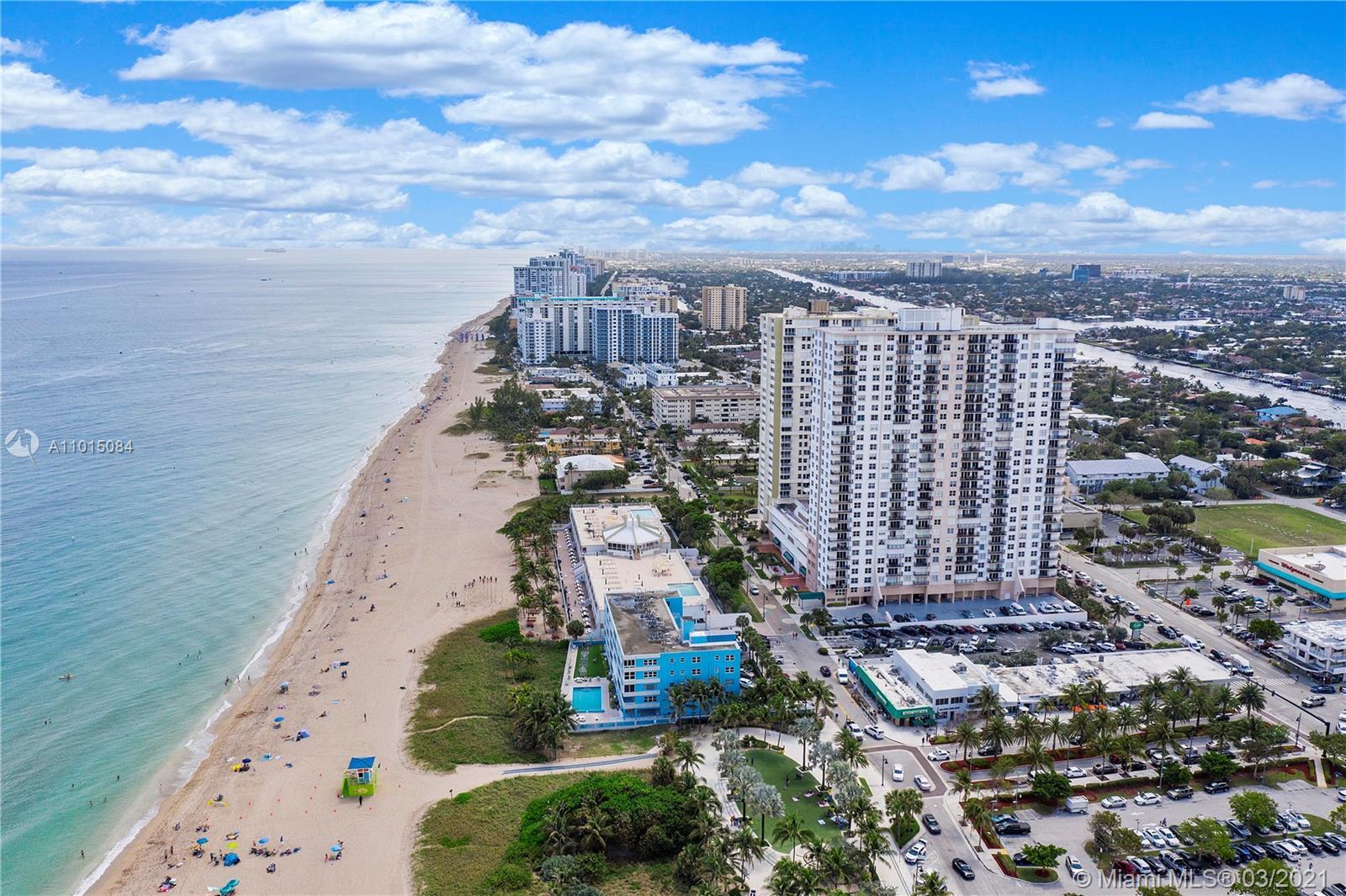 Property for sale at 111 Briny Ave Unit: 15-14, Pompano Beach,  Florida 33062