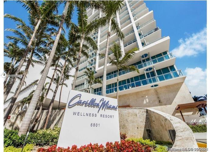 Carillon Hotel Tower #PH05 - 6801 Collins Ave #PH05, Miami Beach, FL 33141