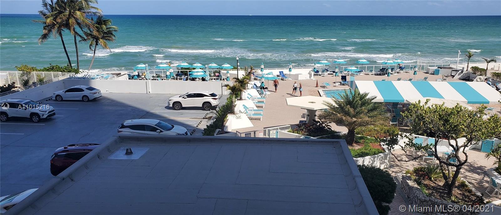 Parker Tower #305 - 3140 S Ocean Dr #305, Hallandale Beach, FL 33009
