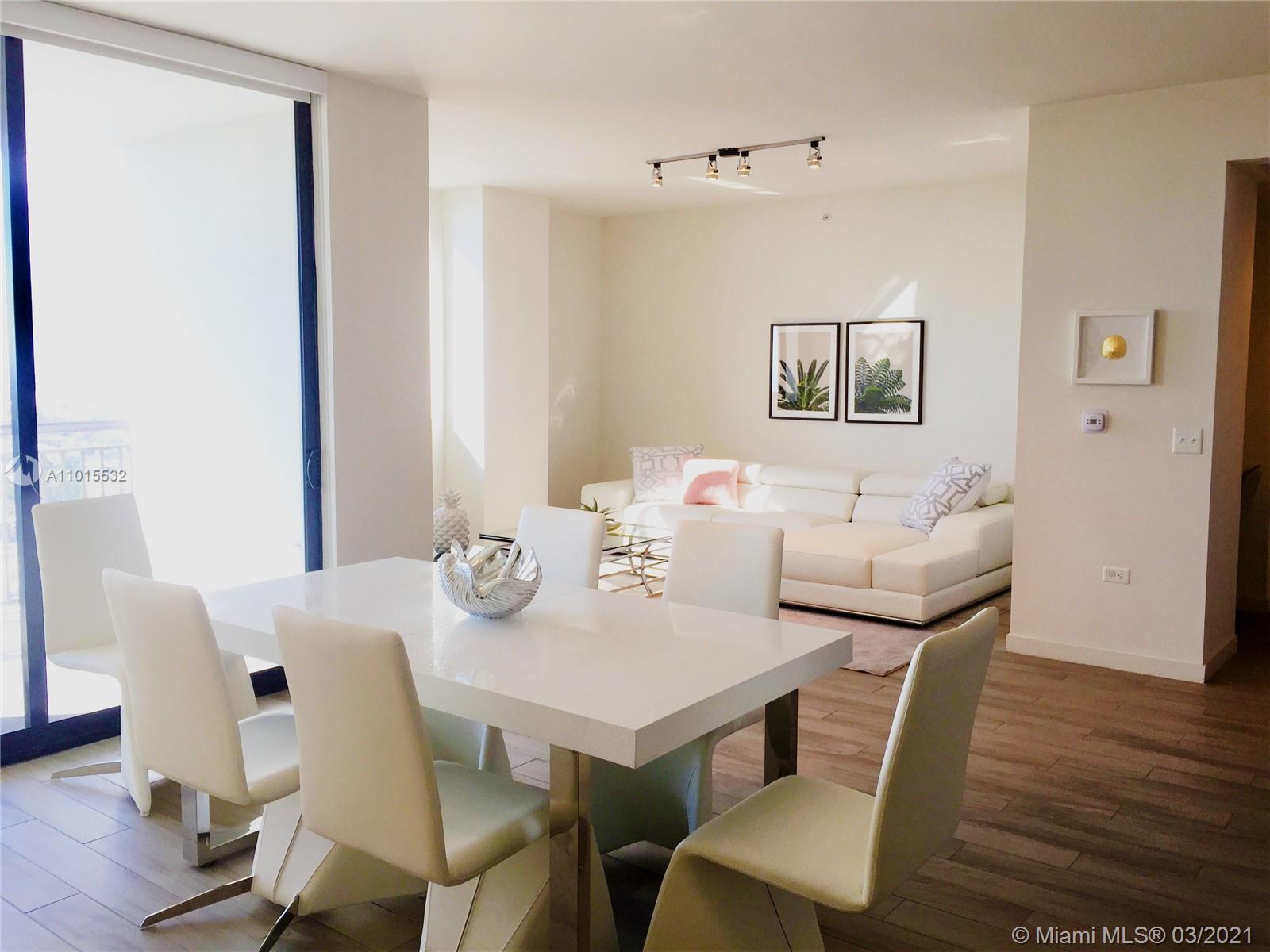 NINE at Mary Brickell #3306 - 999 SW 1st Avenue #3306, Miami, FL 33130