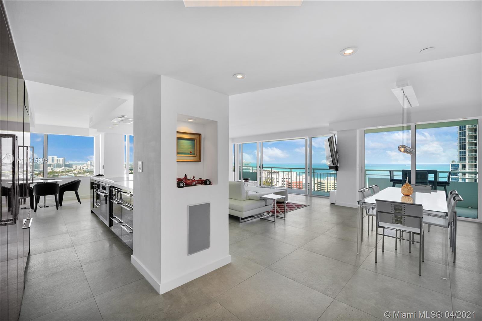South Pointe Tower #2210 - 400 S Pointe Dr #2210, Miami Beach, FL 33139