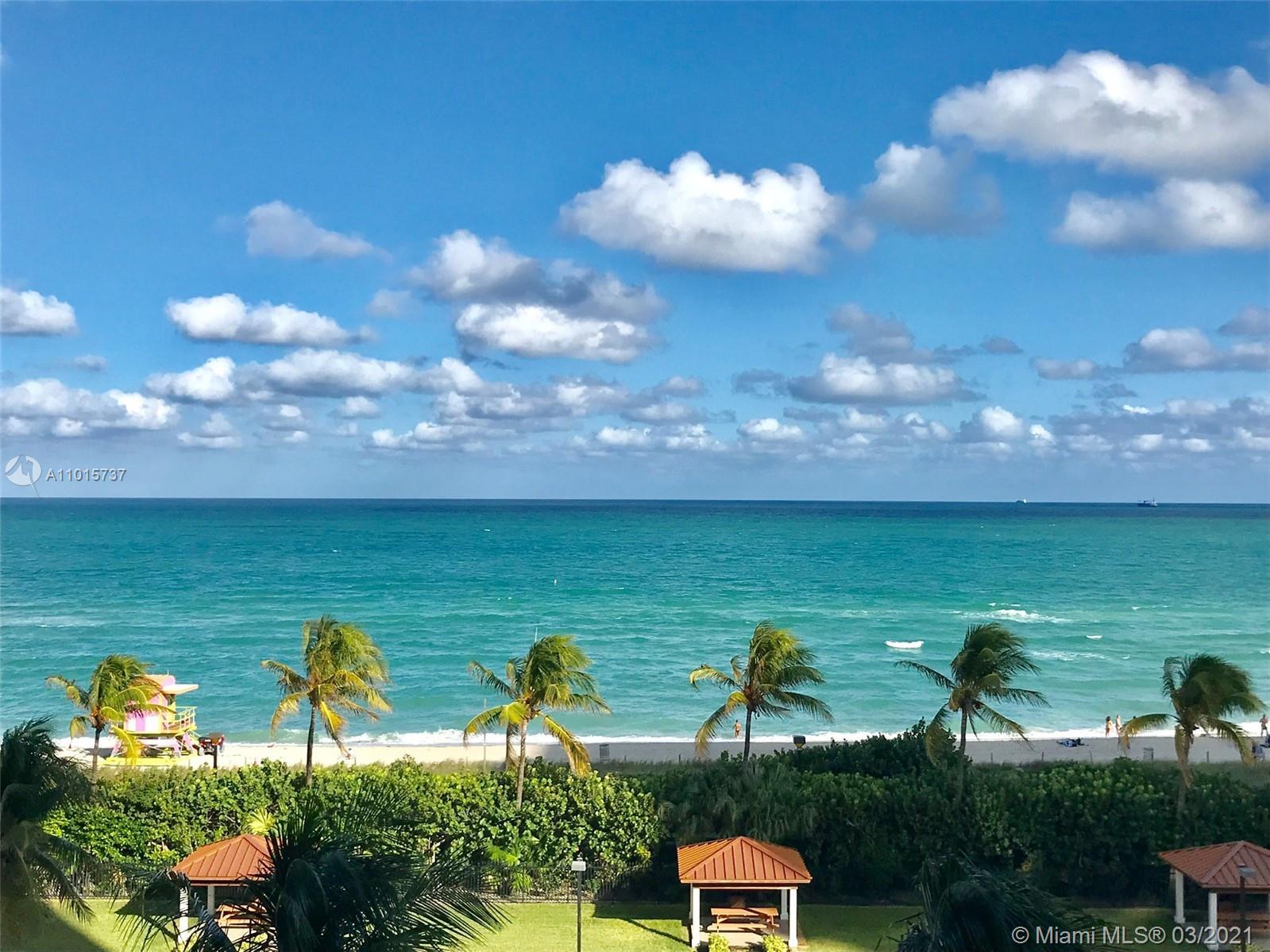 Ocean Front Plaza #605 - 2625 Collins Ave #605, Miami Beach, FL 33140