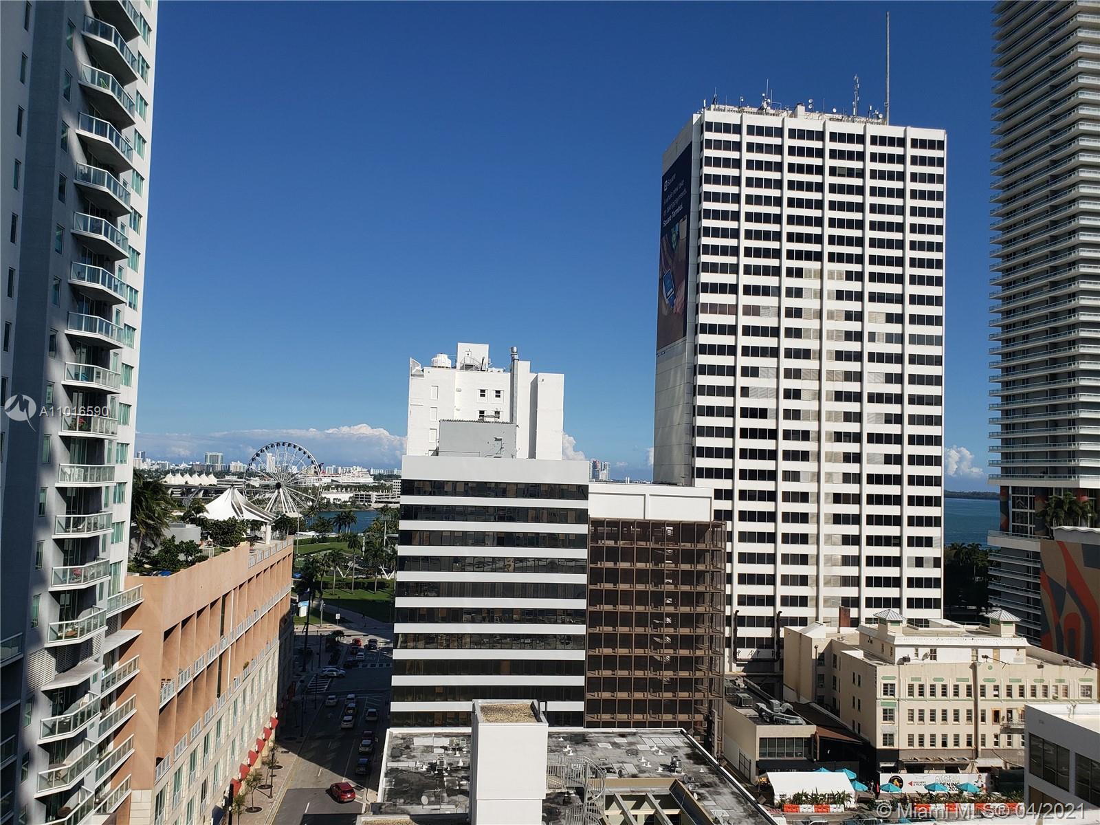The Loft Downtown #1201 - 133 NE 2nd Ave #1201, Miami, FL 33132