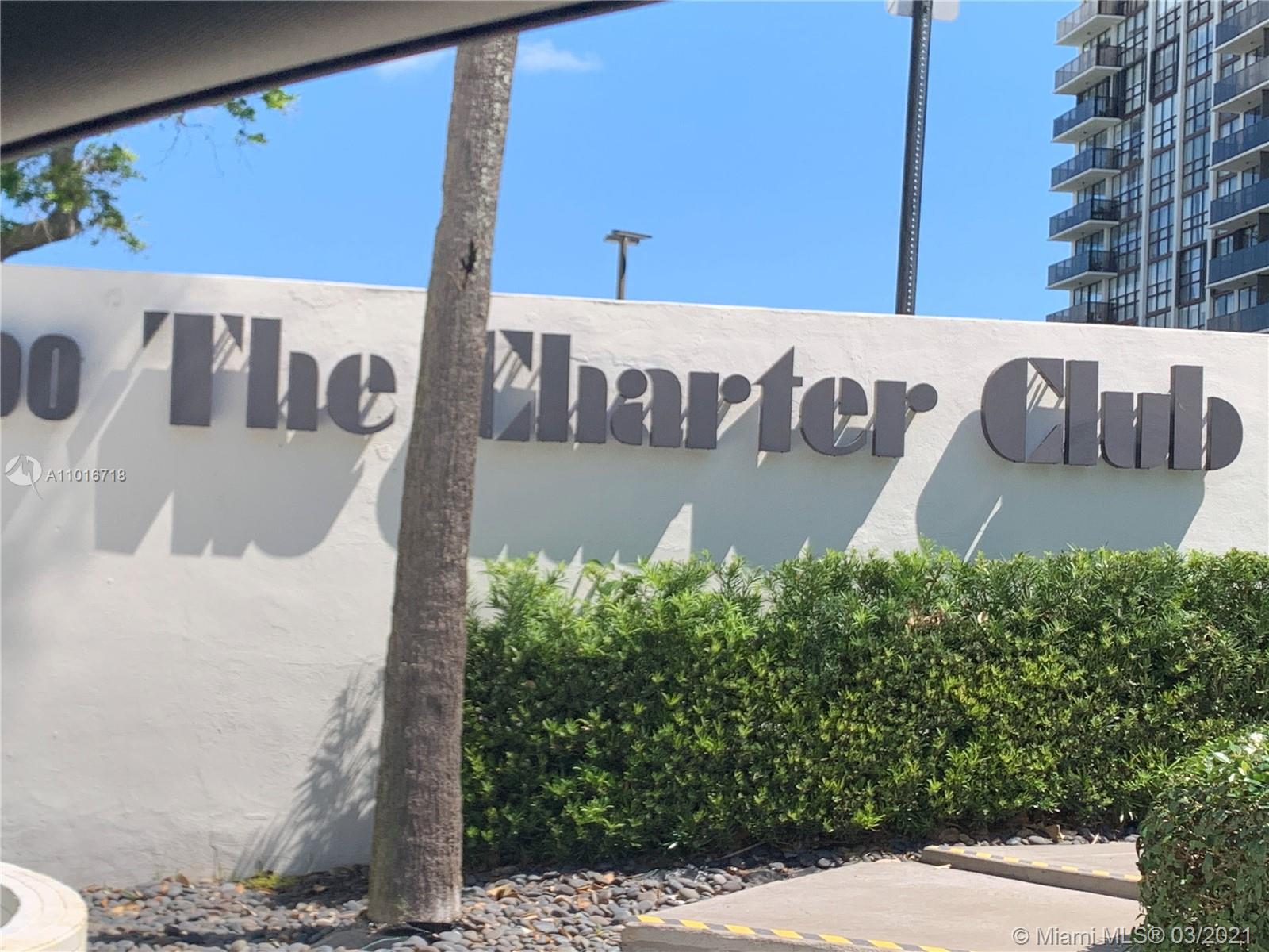 The Charter Club #206 - 600 NE 36th St #206, Miami, FL 33137