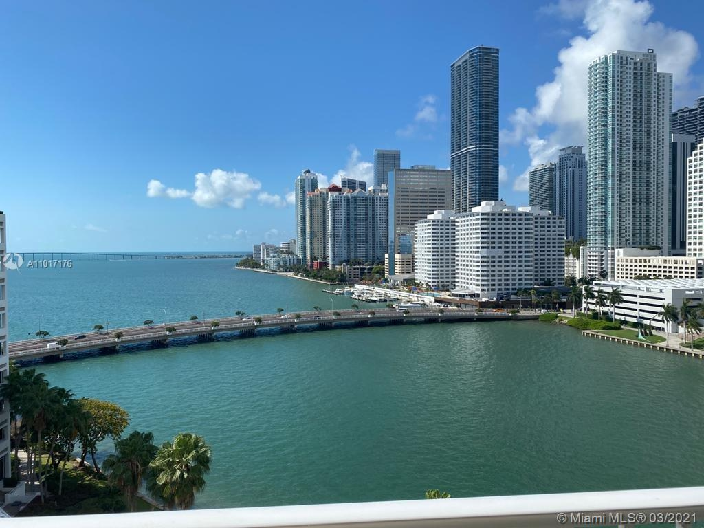 Courvoisier Courts #1212 - 701 Brickell Key Blvd #1212, Miami, FL 33131