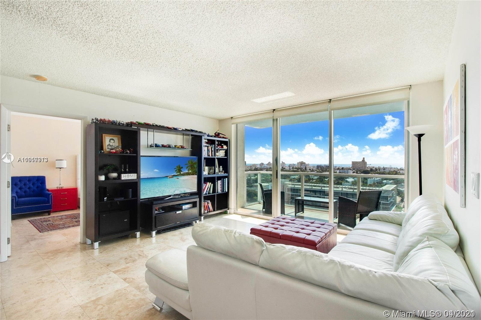 The Floridian #1408 - 650 West Ave #1408, Miami Beach, FL 33139