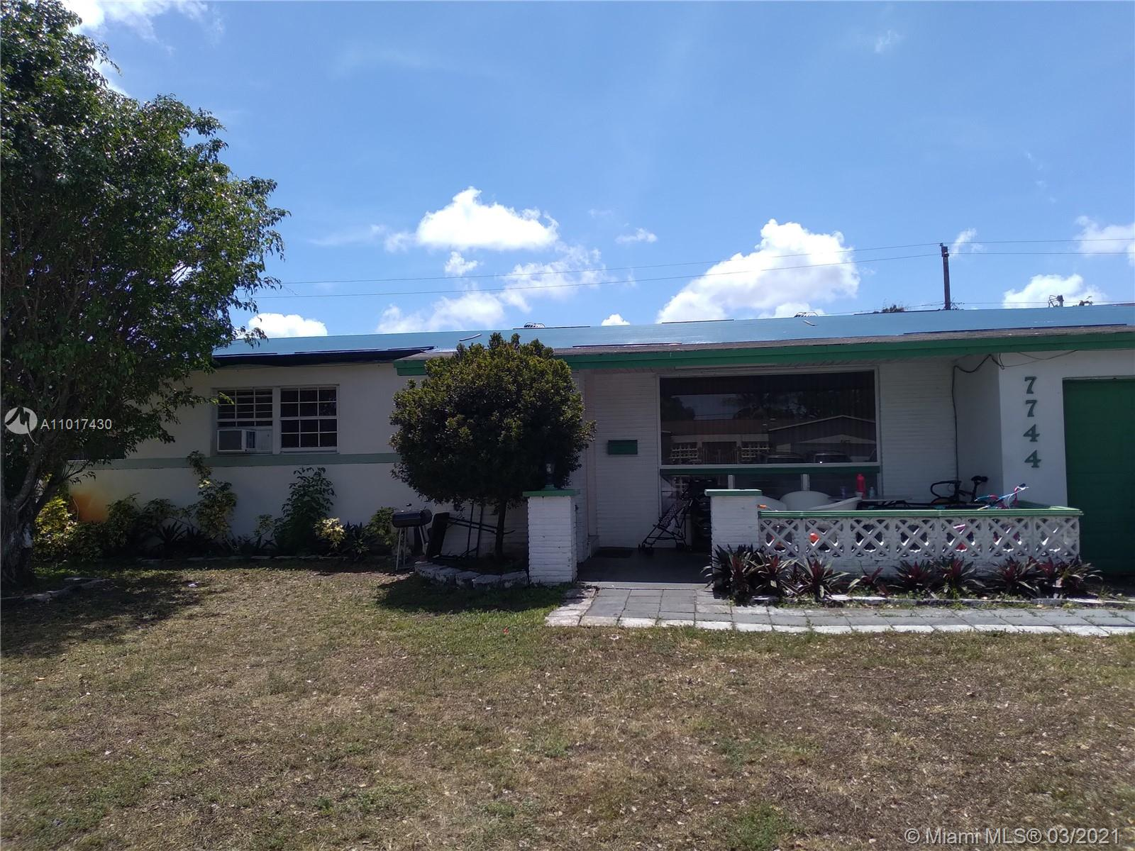 Miramar Park - 7744 Dilido Blvd, Miramar, FL 33023