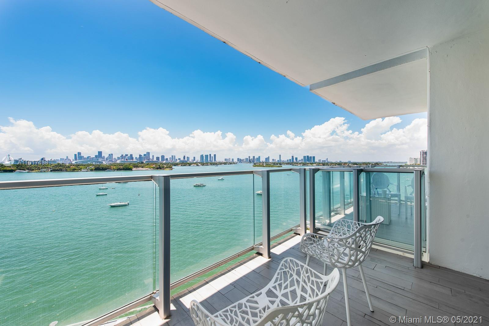 Mondrian South Beach #914 - 1100 West Ave #914, Miami Beach, FL 33139