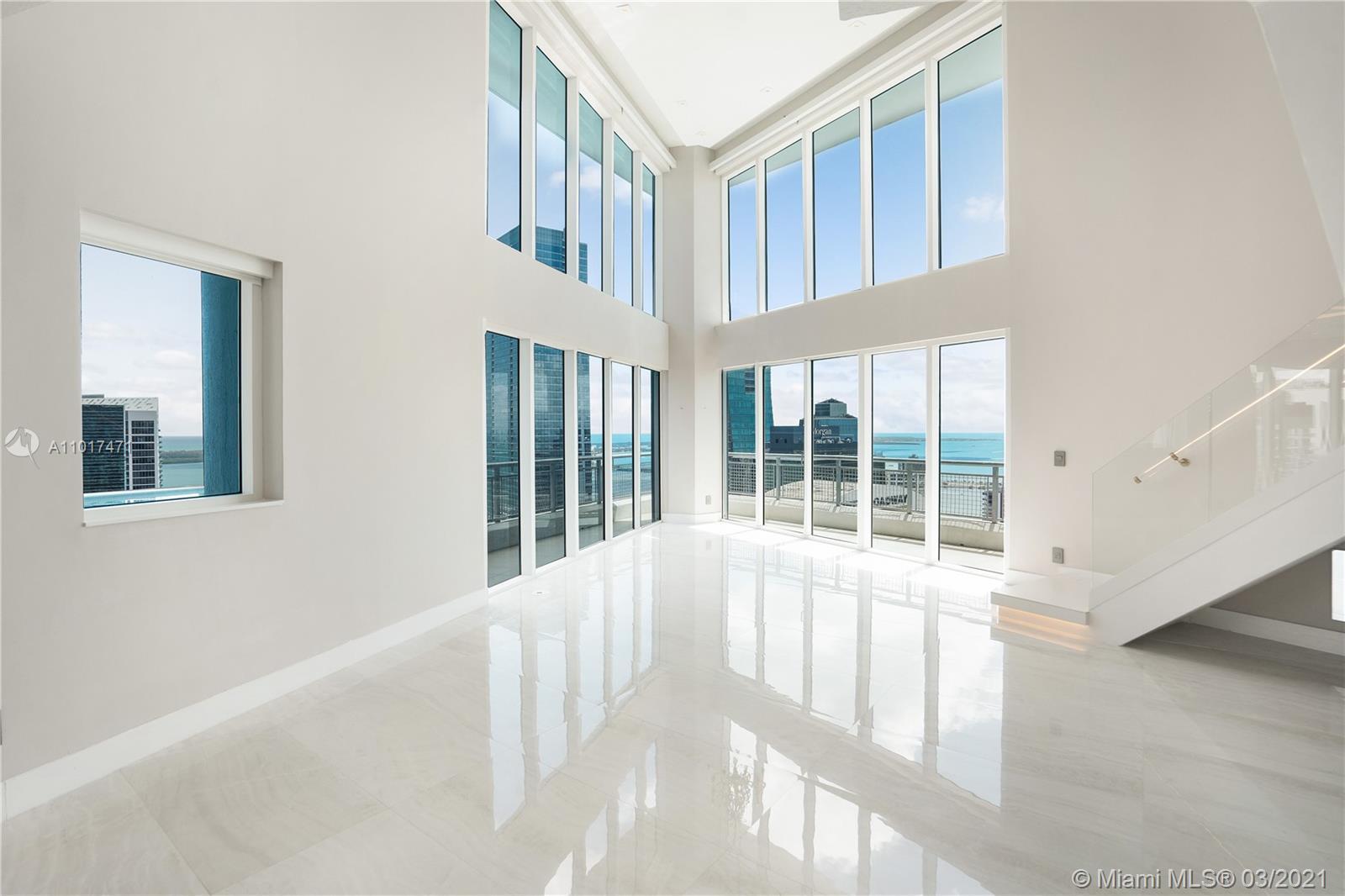 Infinity at Brickell #4200 - 60 SW 13th St #4200, Miami, FL 33130