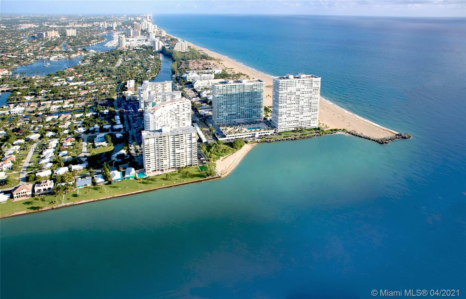 Point of Americas I #8G - 2100 S Ocean Dr #8G, Fort Lauderdale, FL 33316