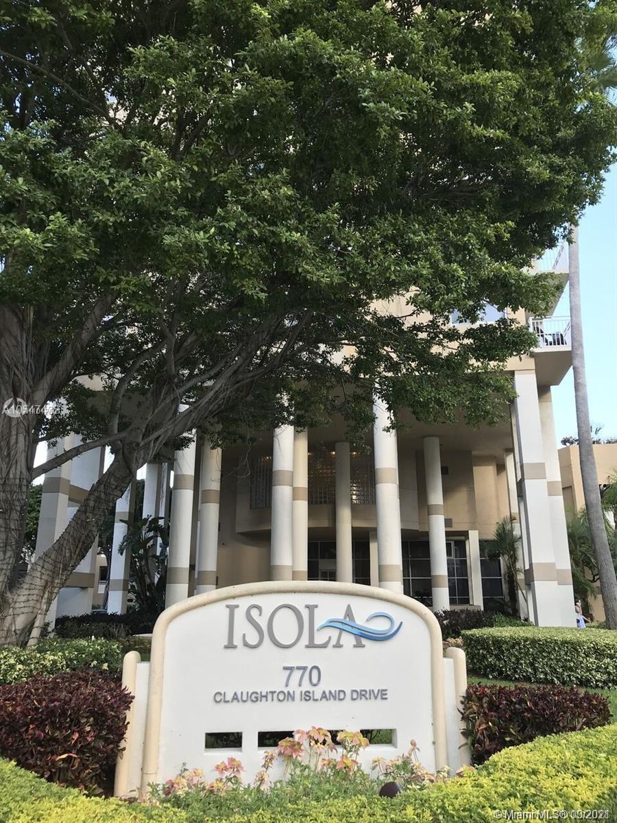 Isola #903 - 770 Claughton Island Dr #903, Miami, FL 33131