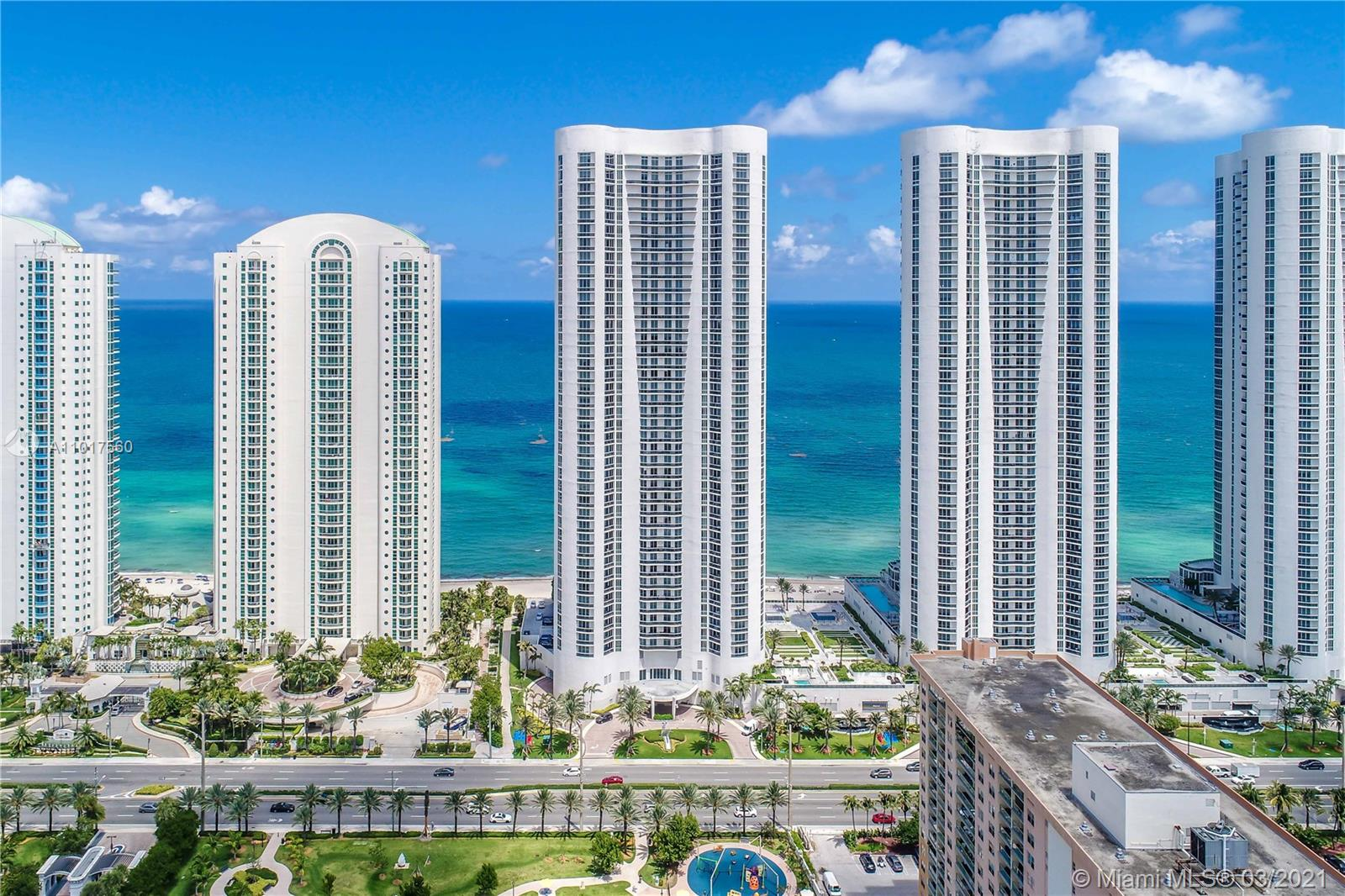 Trump Tower I #3505 - 16001 Collins Ave #3505, Sunny Isles Beach, FL 33160