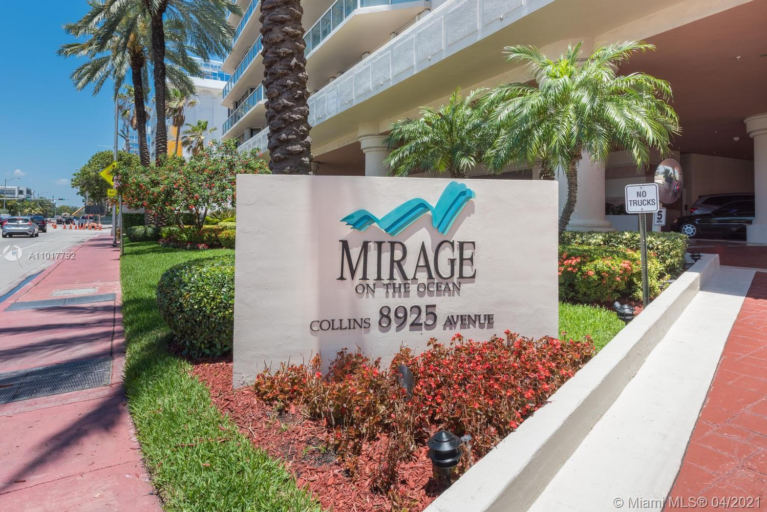 Mirage #2A - 8925 Collins Ave #2A, Surfside, FL 33154