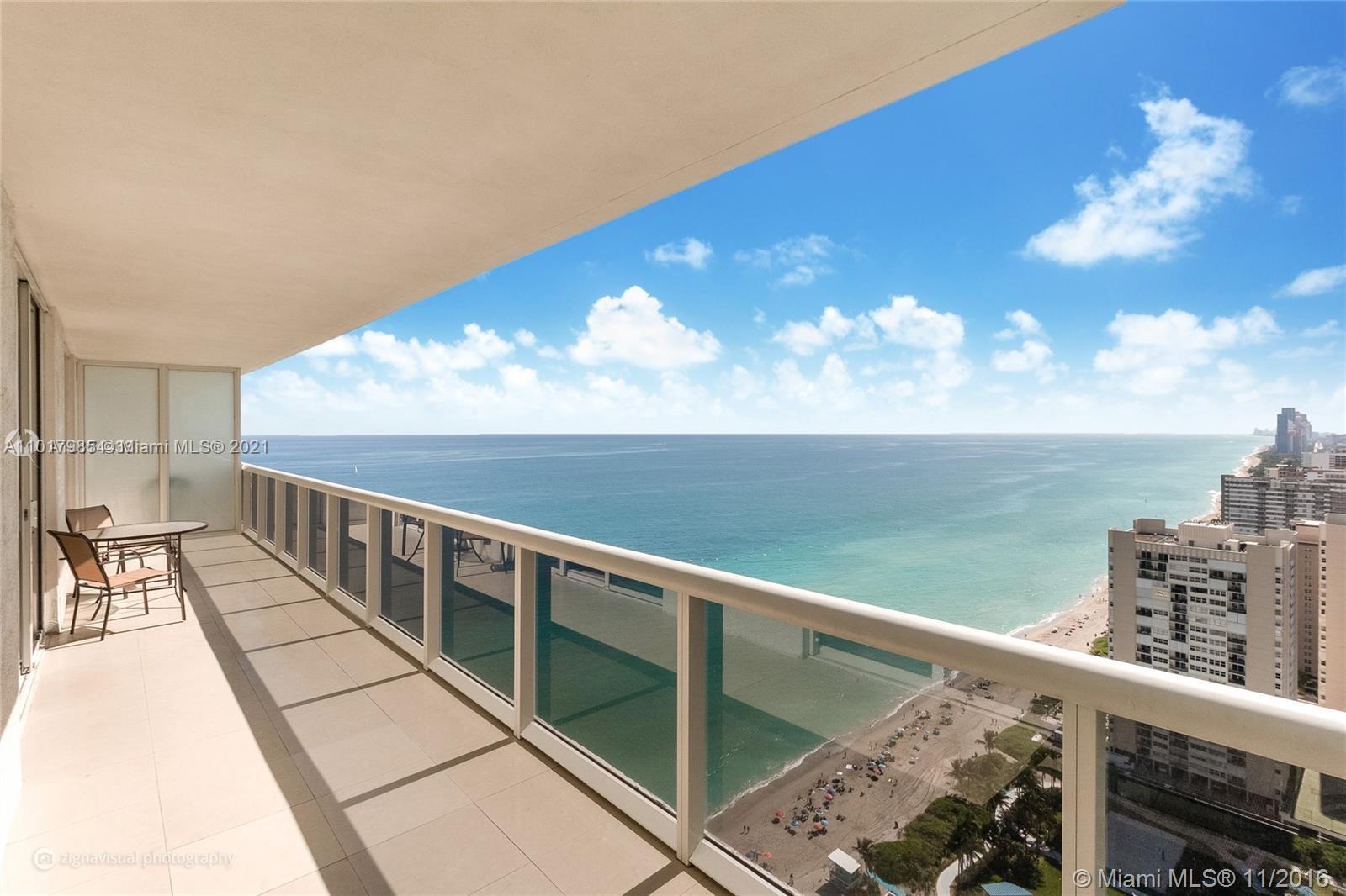 Beach Club II #3404 - 1830 S Ocean Dr(AVAIL MAY16) #3404, Hallandale Beach, FL 33009