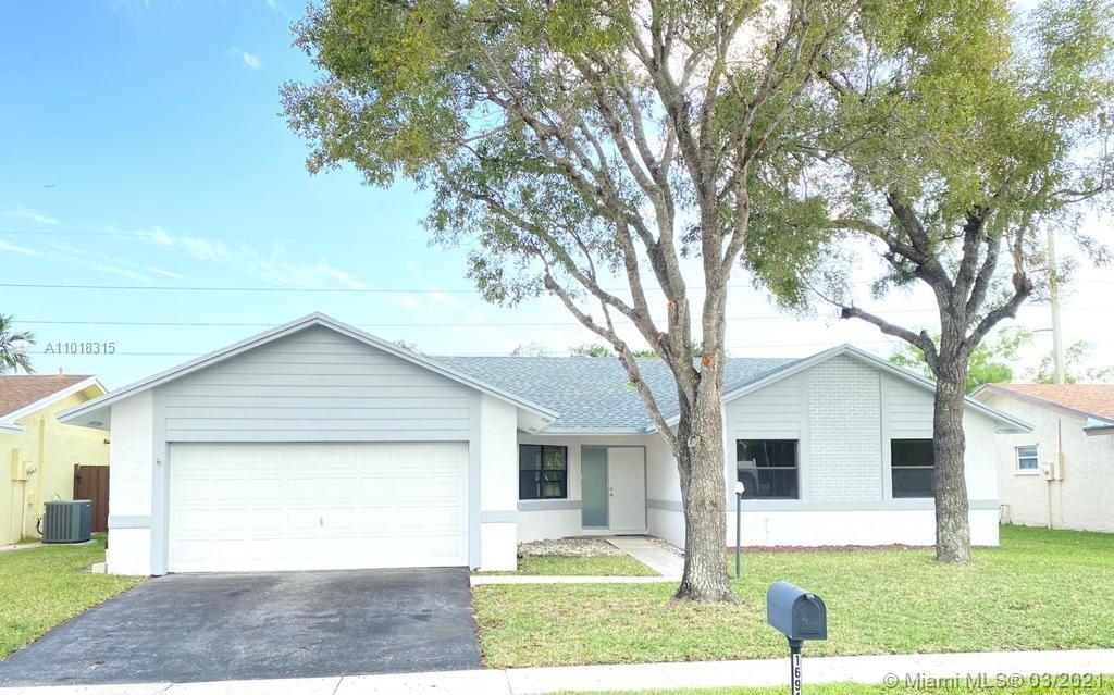 Weston - 16912 SW 5th Way, Weston, FL 33326