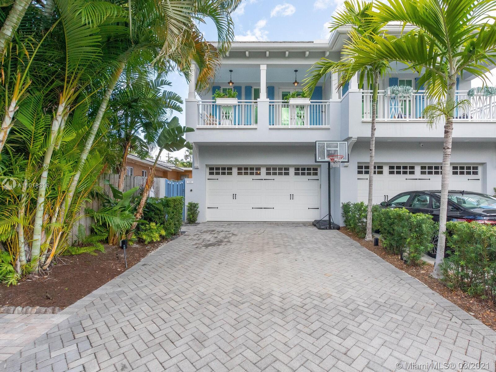 Victoria Park #648 - 648 NE 17th Way #648, Fort Lauderdale, FL 33304