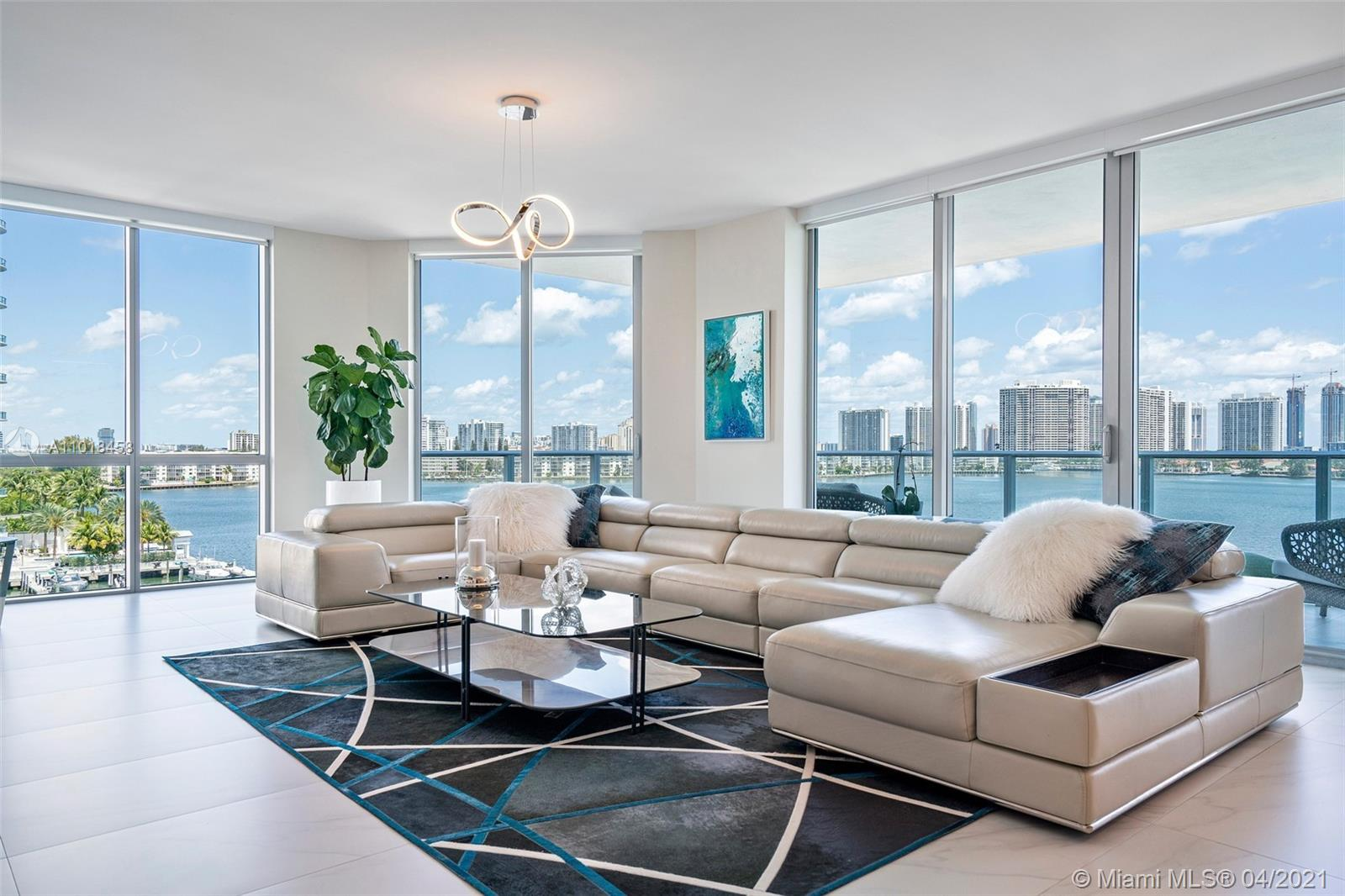 Marina Palms 1 #609 - 17111 Biscayne Blvd #609, North Miami Beach, FL 33160
