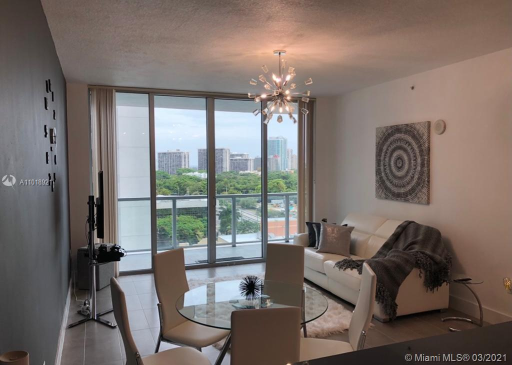 Axis on Brickell South Tower #1405-S - 79 SW 12th St #1405-S, Miami, FL 33130