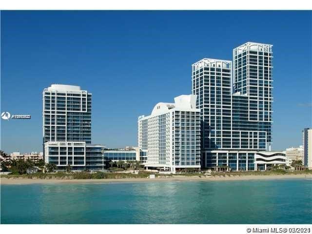 Carillon Hotel Tower #301 - 6801 Collins Ave #301, Miami Beach, FL 33141