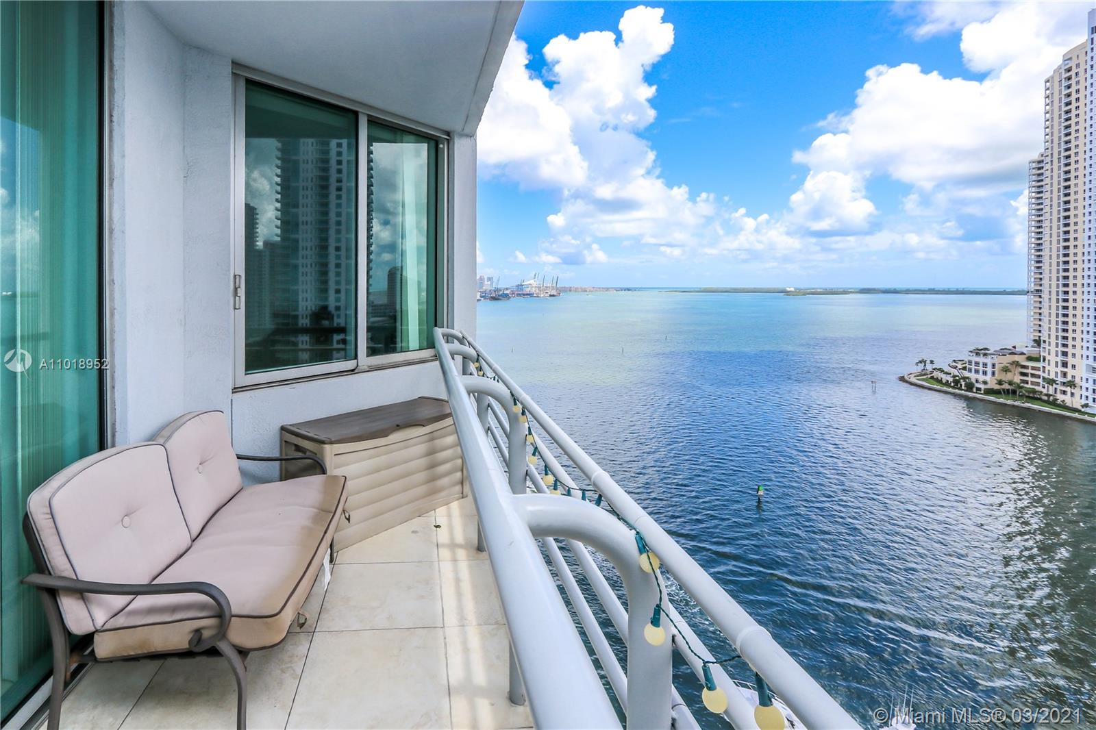One Miami East #1705 - 335 S Biscayne Blvd #1705, Miami, FL 33131