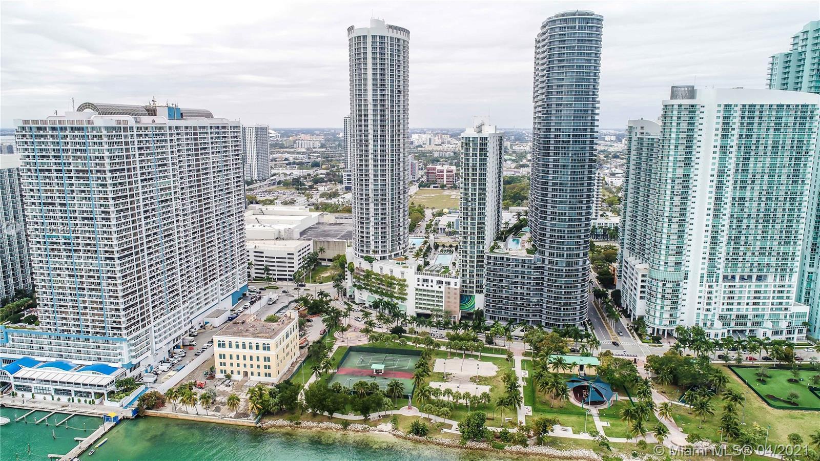 Opera Tower #2414 - 1750 N Bayshore Dr #2414, Miami, FL 33132