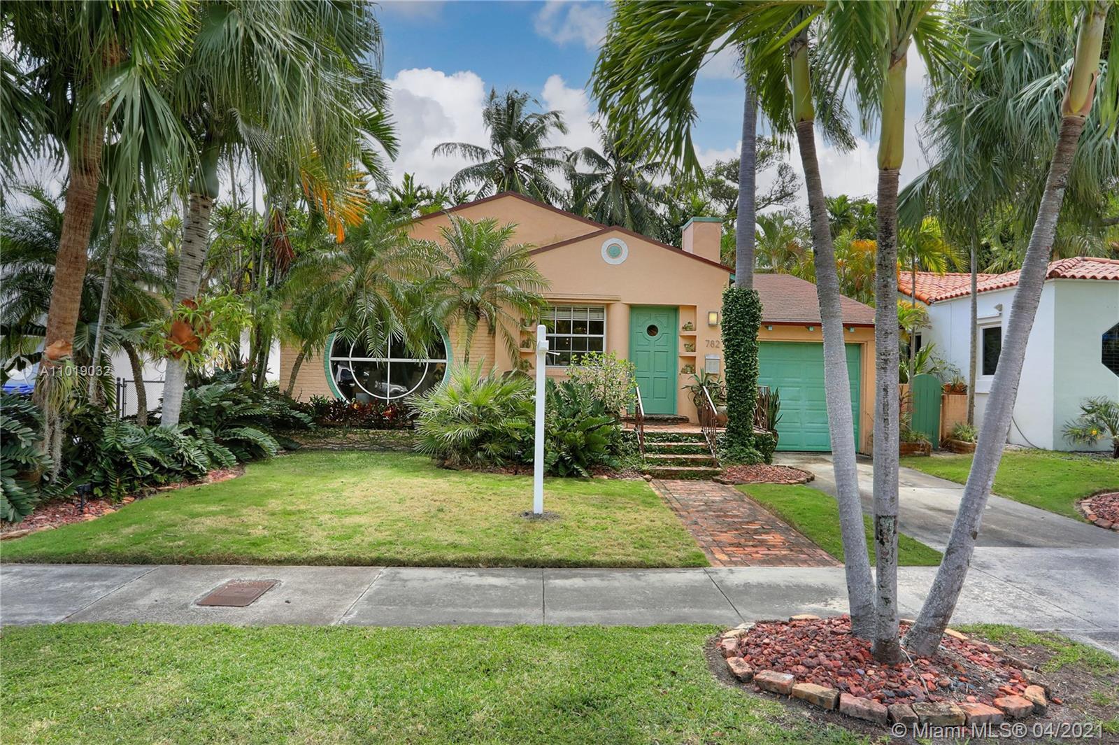 Belle Meade - 782 NE 77th St, Miami, FL 33138