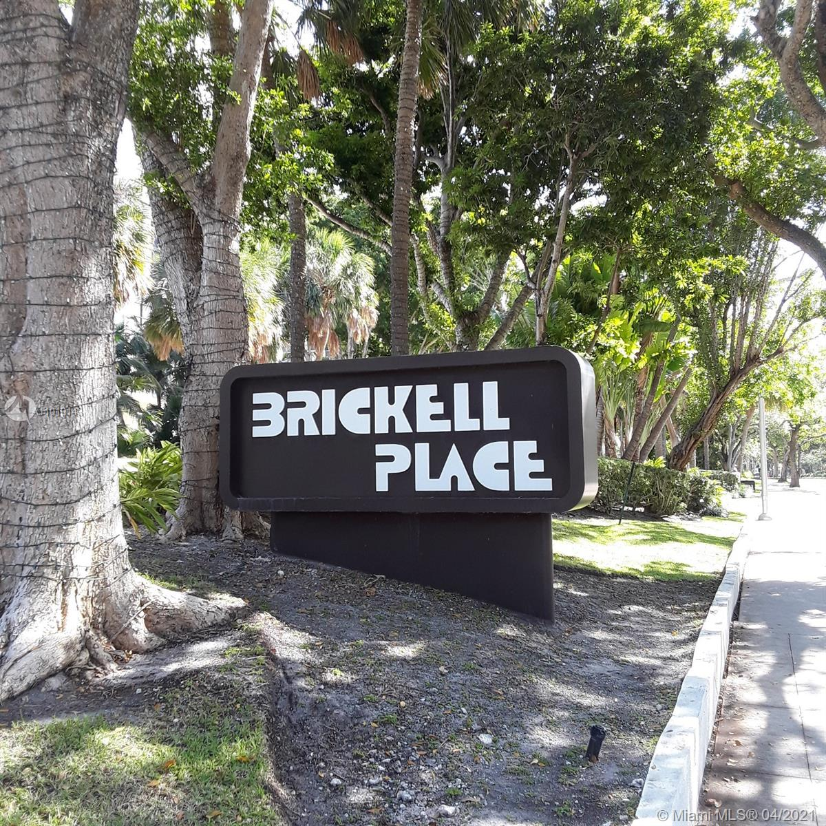 Brickell Place Tower A #A1602 - 1865 Brickell Ave #A1602, Miami, FL 33129