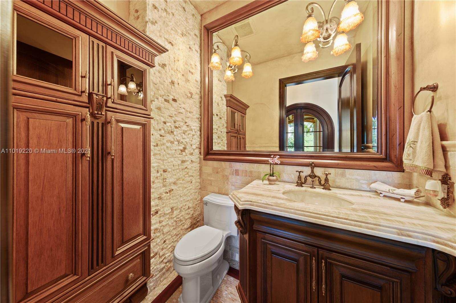 GUEST BATH...REFERRED BY FAMILY AS THE