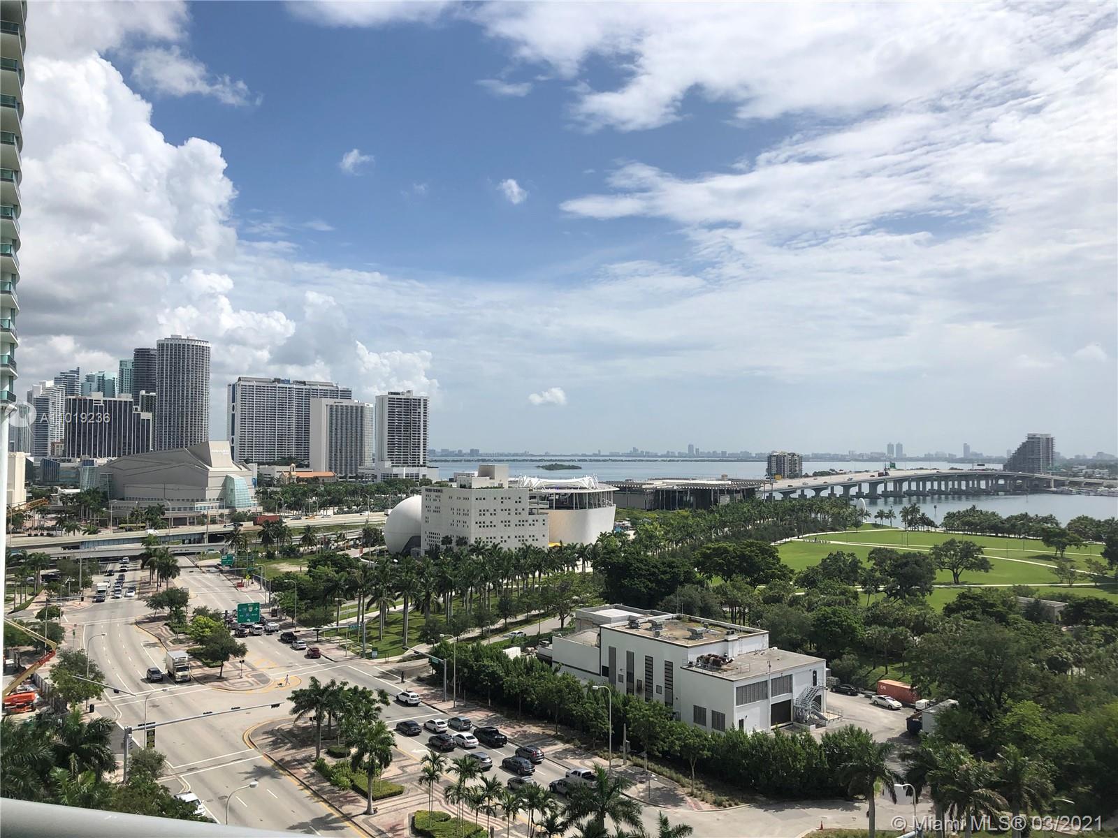 Marina Blue #1211 - 888 Biscayne Blvd #1211, Miami, FL 33132