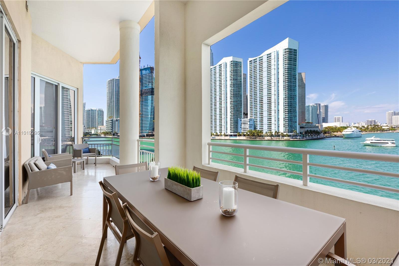 Three Tequesta Point #506 - 848 Brickell Key Dr #506, Miami, FL 33131