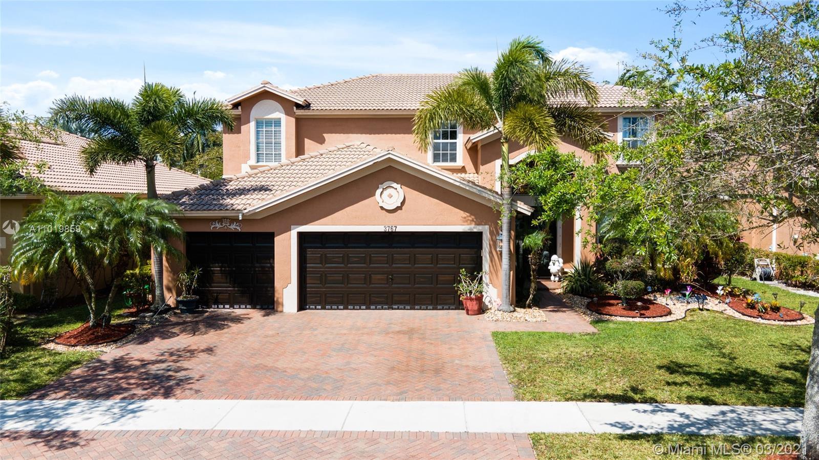 Weston - 3767 W Gardenia Ave, Weston, FL 33332