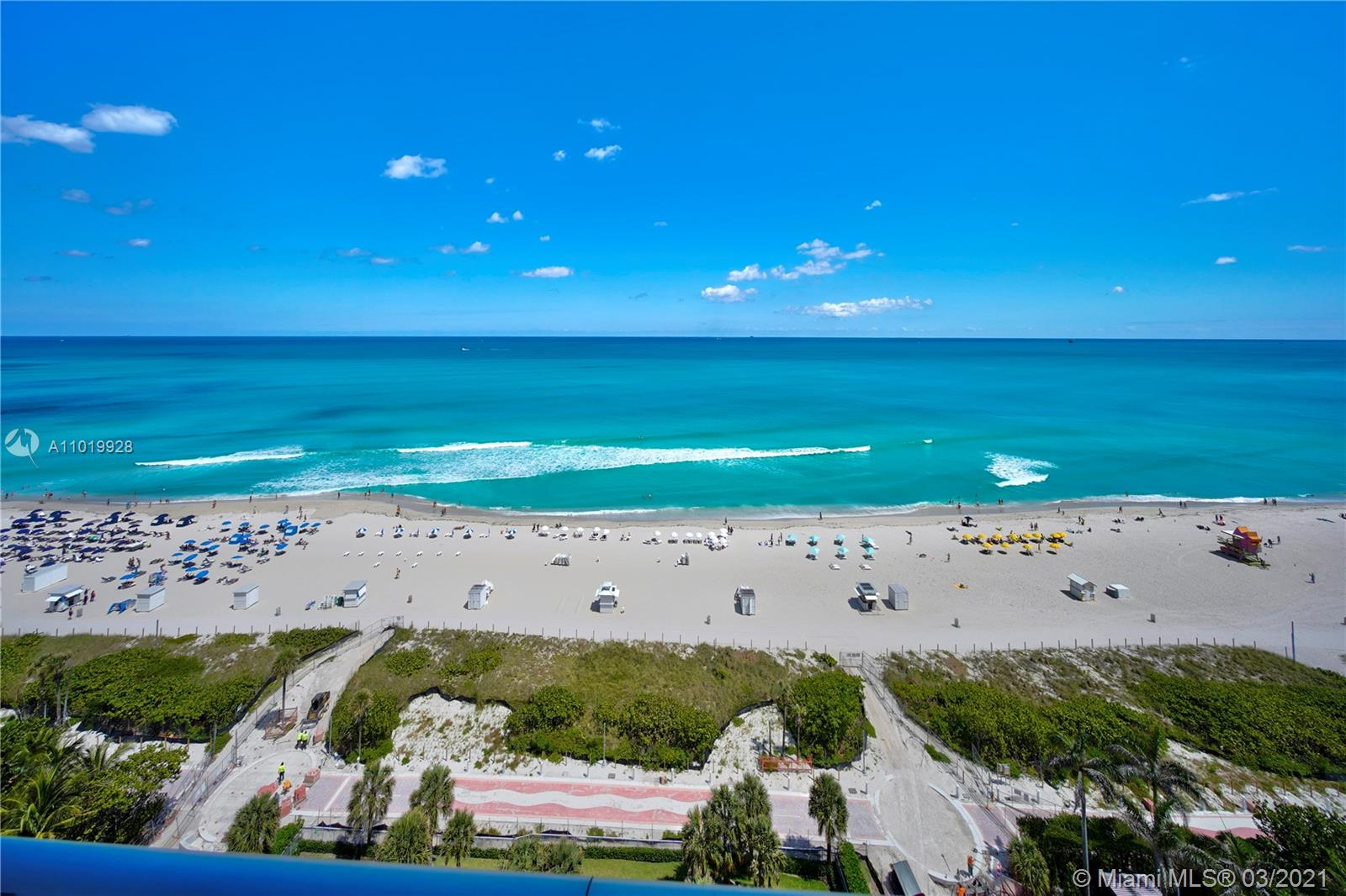 Caribbean South Tower #S-1401 - 3737 Collins Ave #S-1401, Miami Beach, FL 33140