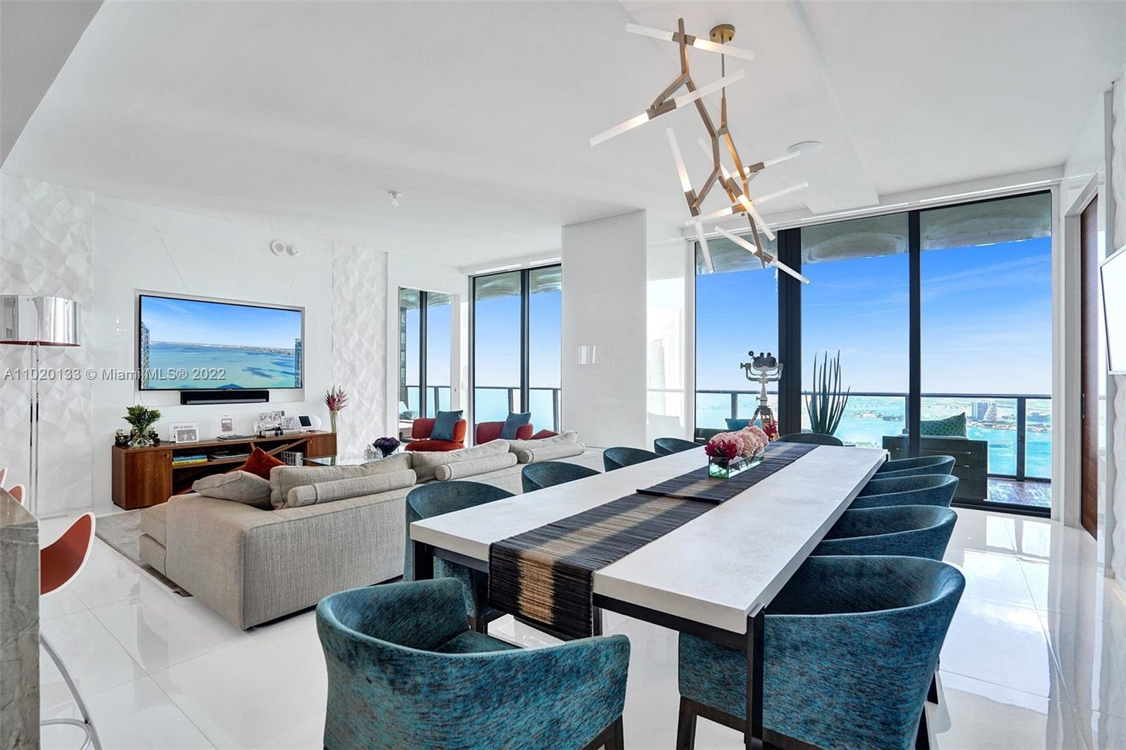 Paraiso Bay #PH5203 - 650 NE 32 ST #PH5203, Miami, FL 33137