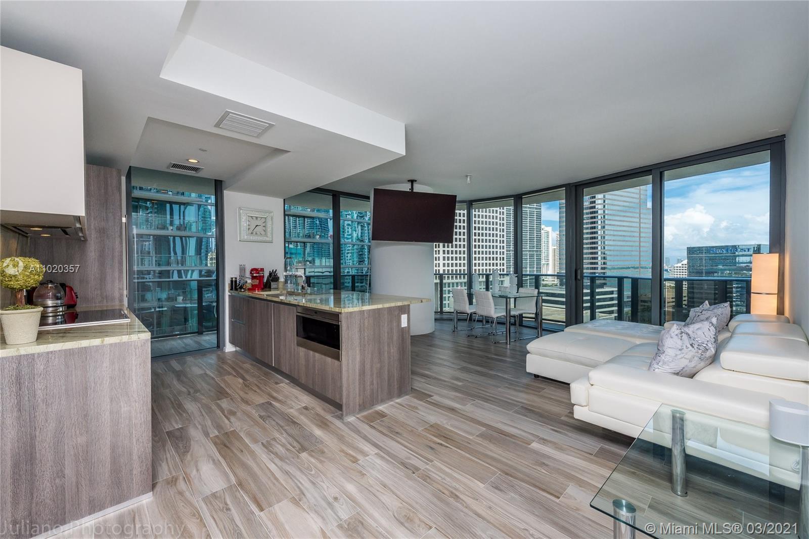SLS Lux Brickell #1405 - 801 S Miami Ave #1405, Miami, FL 33130
