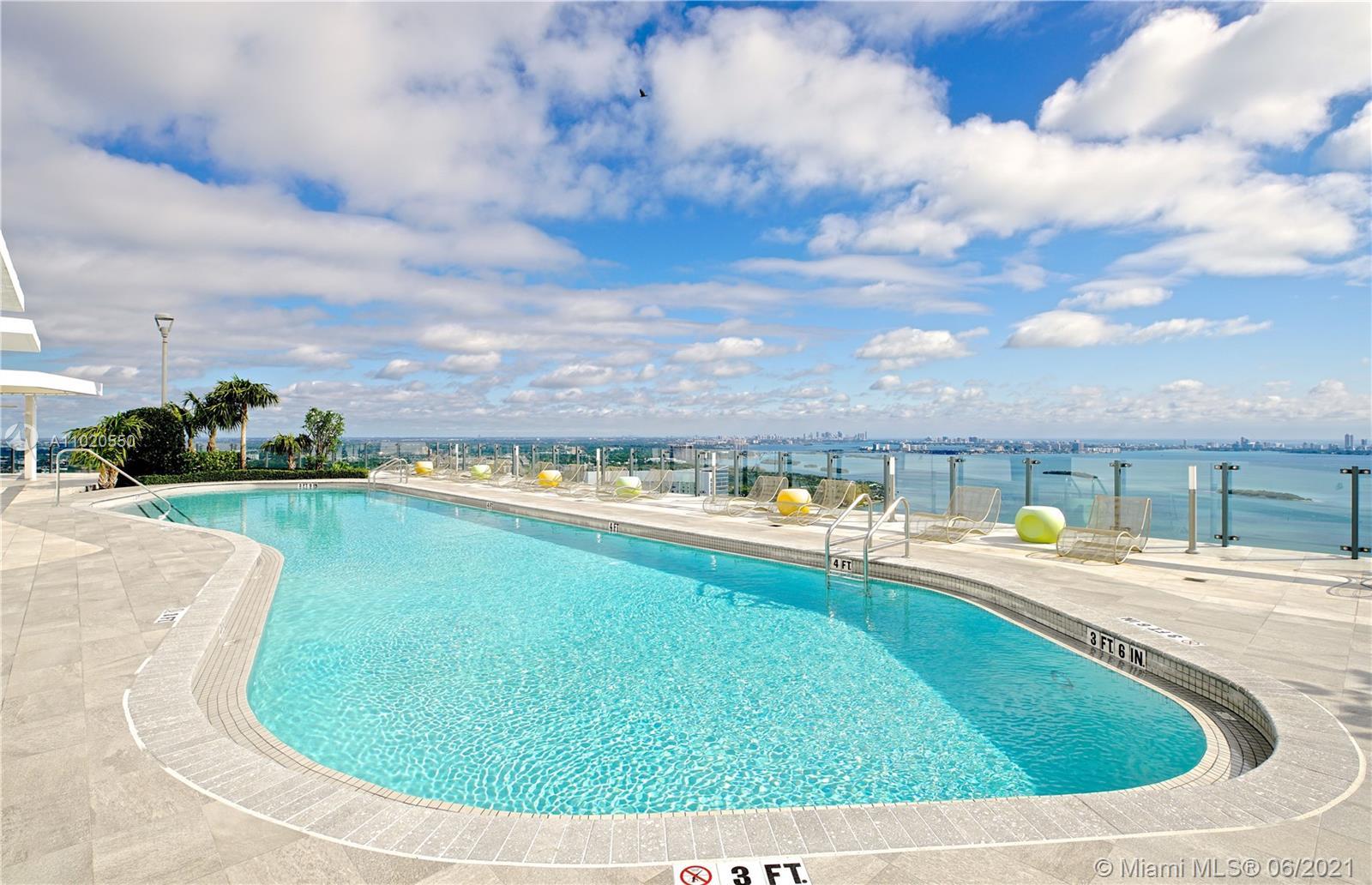 Paraiso Bayviews #1401 - 501 NE 31st St #1401, Miami, FL 33137