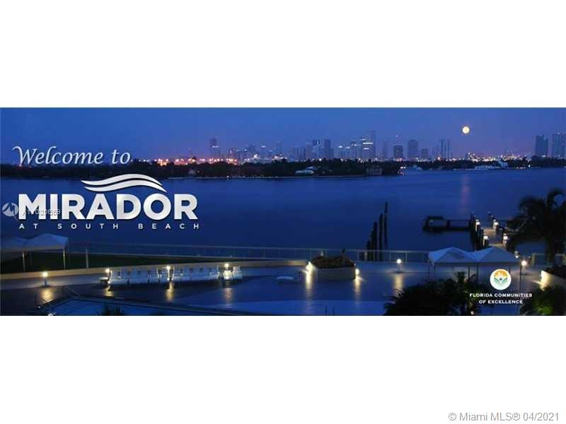 Mirador North #604 - 1200 West Ave #604, Miami Beach, FL 33139