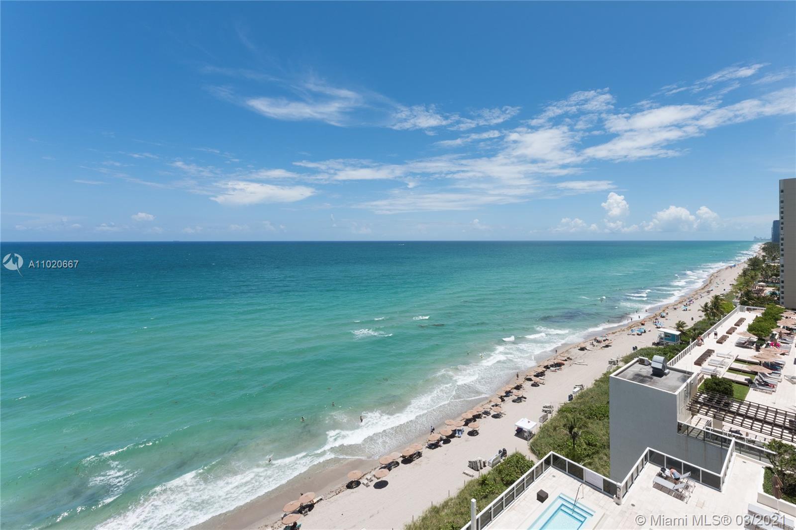 Beach Club II #1401 - 1830 S Ocean Dr #1401, Hallandale Beach, FL 33009