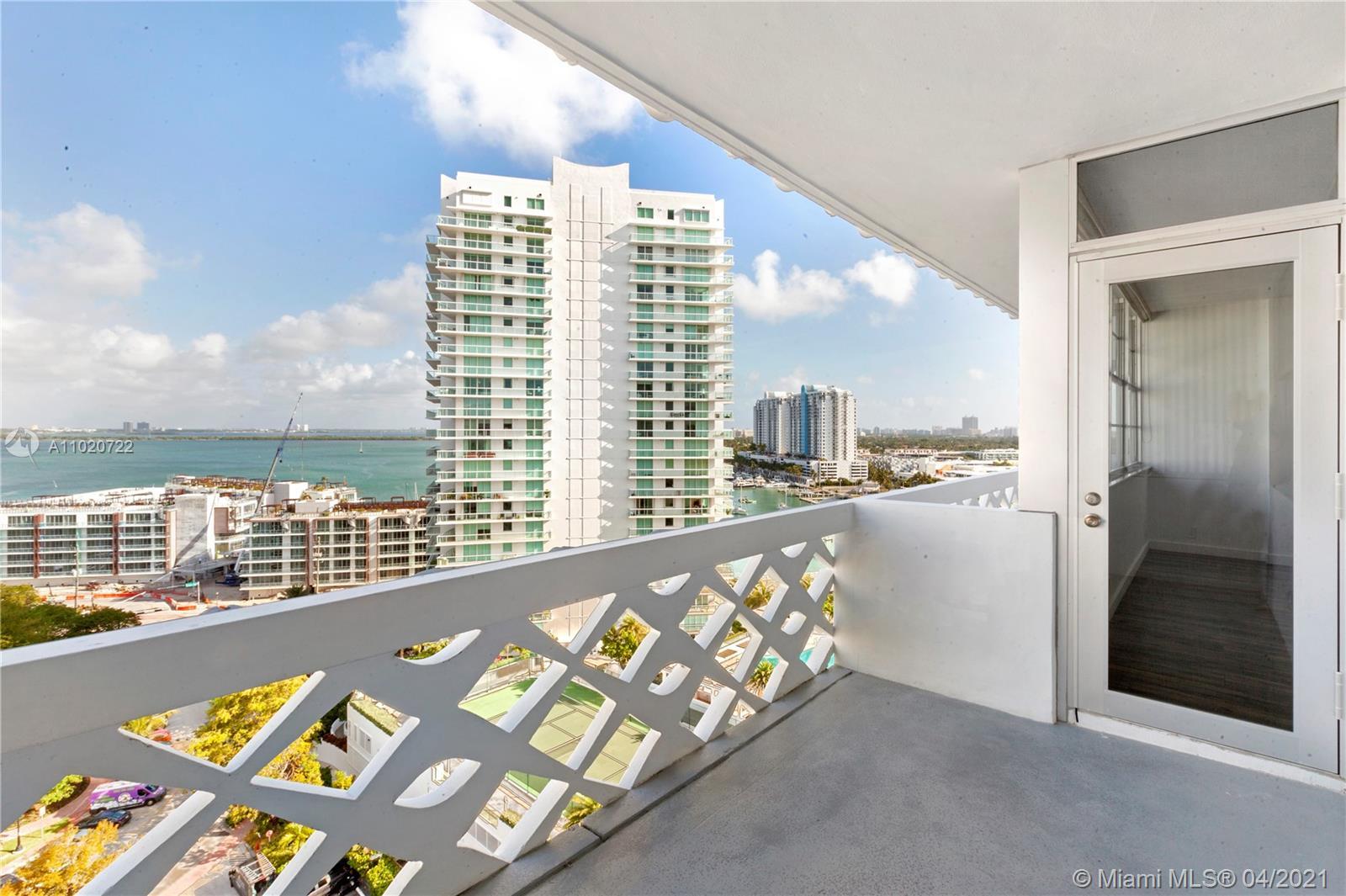 Belle Plaza #1403 - 20 Island Ave #1403, Miami Beach, FL 33139