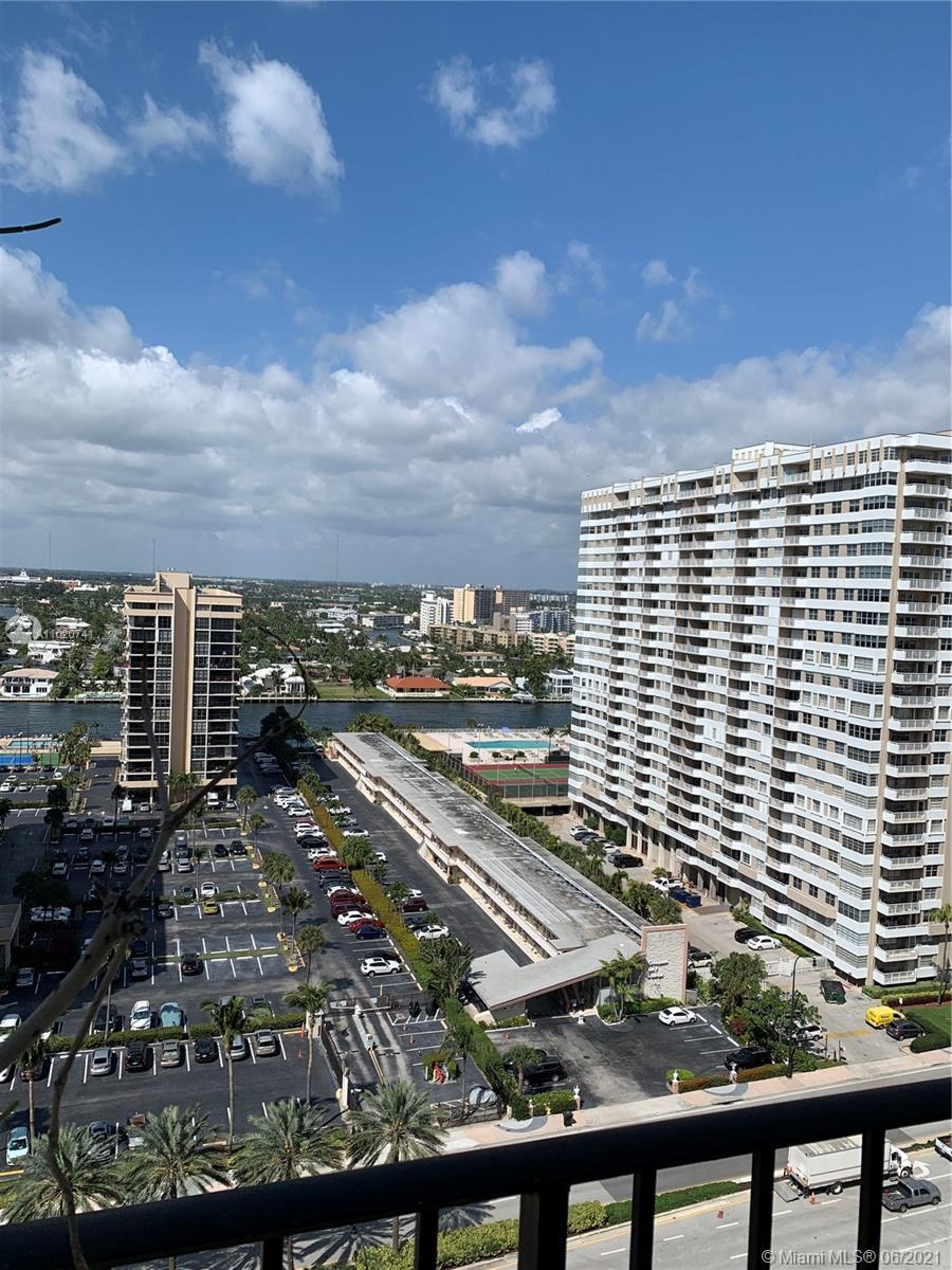 Parker Plaza #1727 - 2030 S Ocean Dr #1727, Hallandale Beach, FL 33009