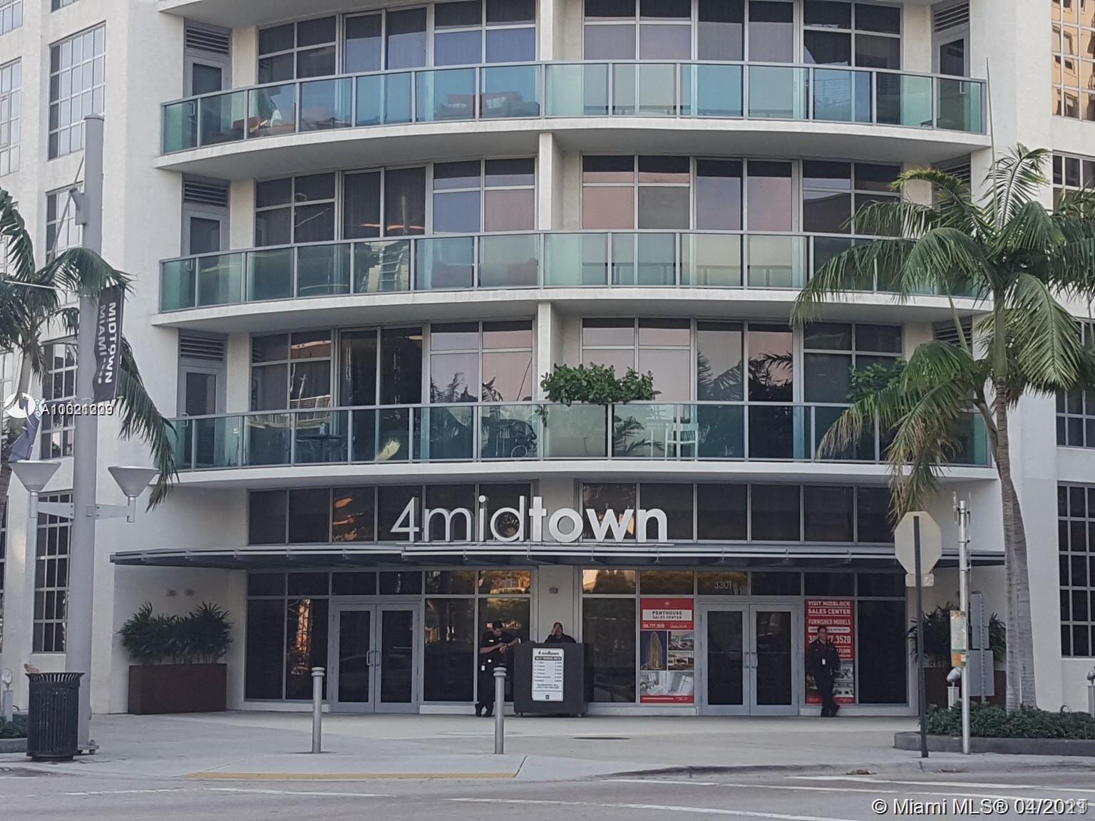4 Midtown #L0201 - 3301 NE 1st Ave #L0201, Miami, FL 33137