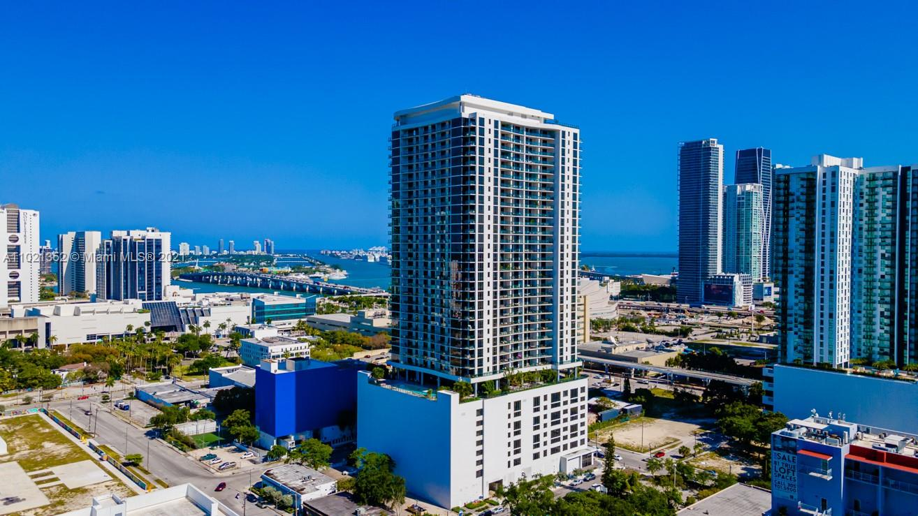 Canvas #2809 - 1600 NE 1st Ave #2809, Miami, FL 33132