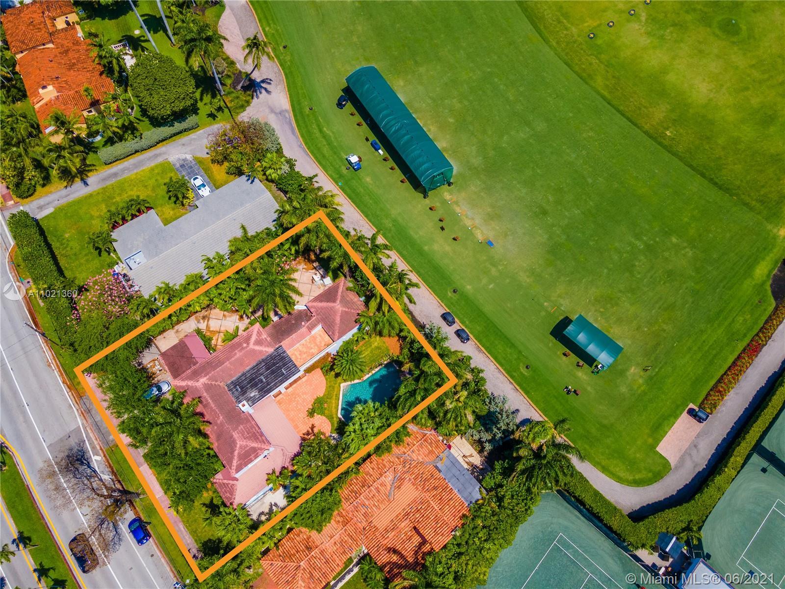 La Gorce Golf - 5767 Alton Rd, Miami Beach, FL 33140
